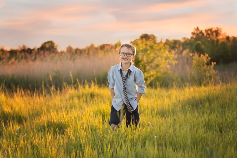 Meet Brendan – Retinoblastoma