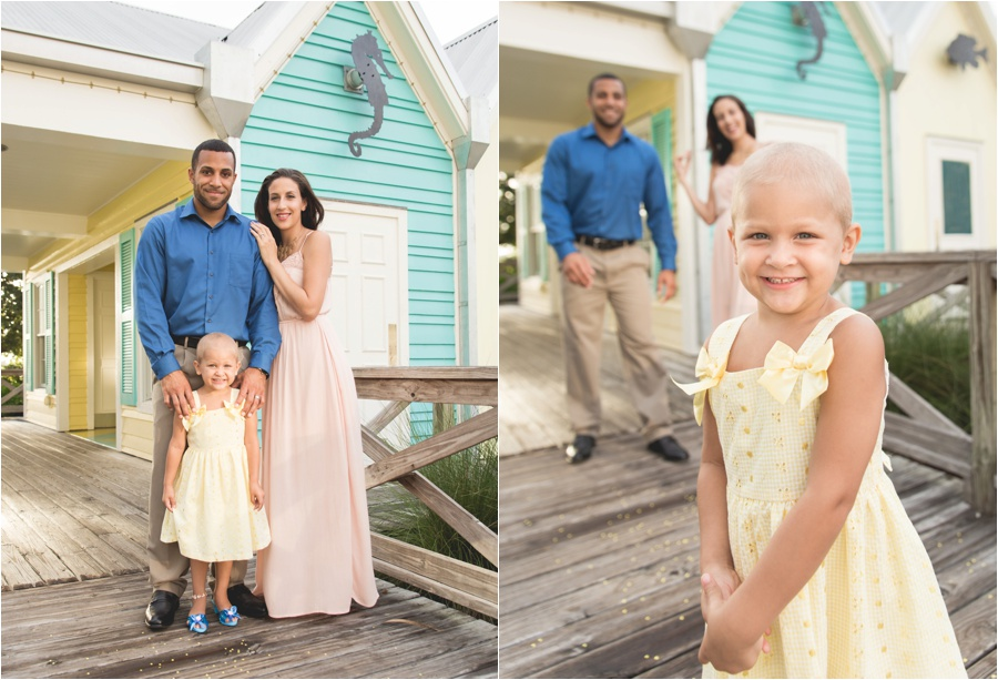 free portrait session for cancer kids