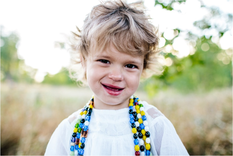 children with beads of courage