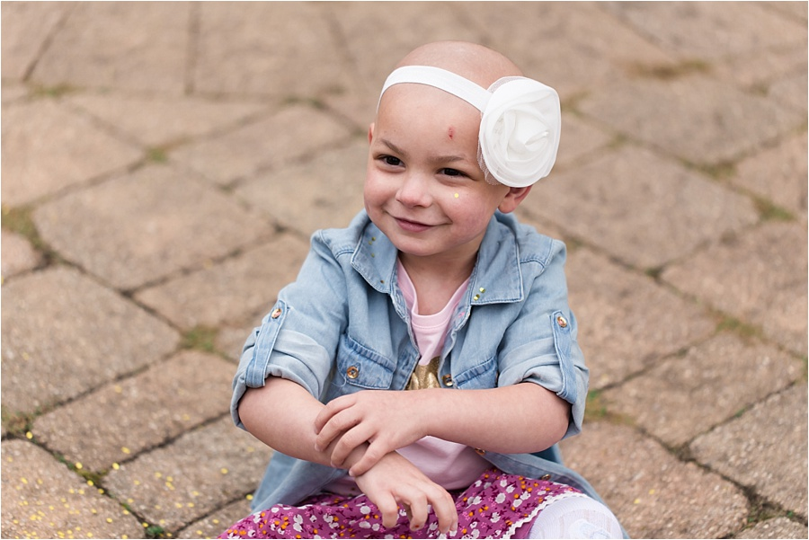 Meet Zoey – Neuroblastoma
