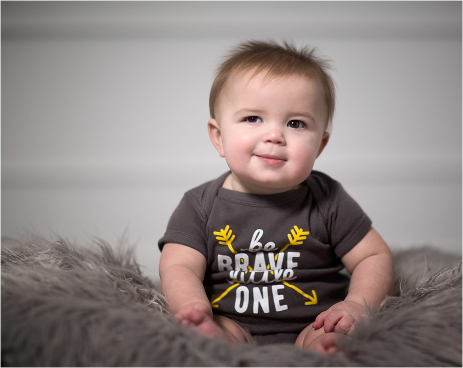 Meet Ben – Retinoblastoma