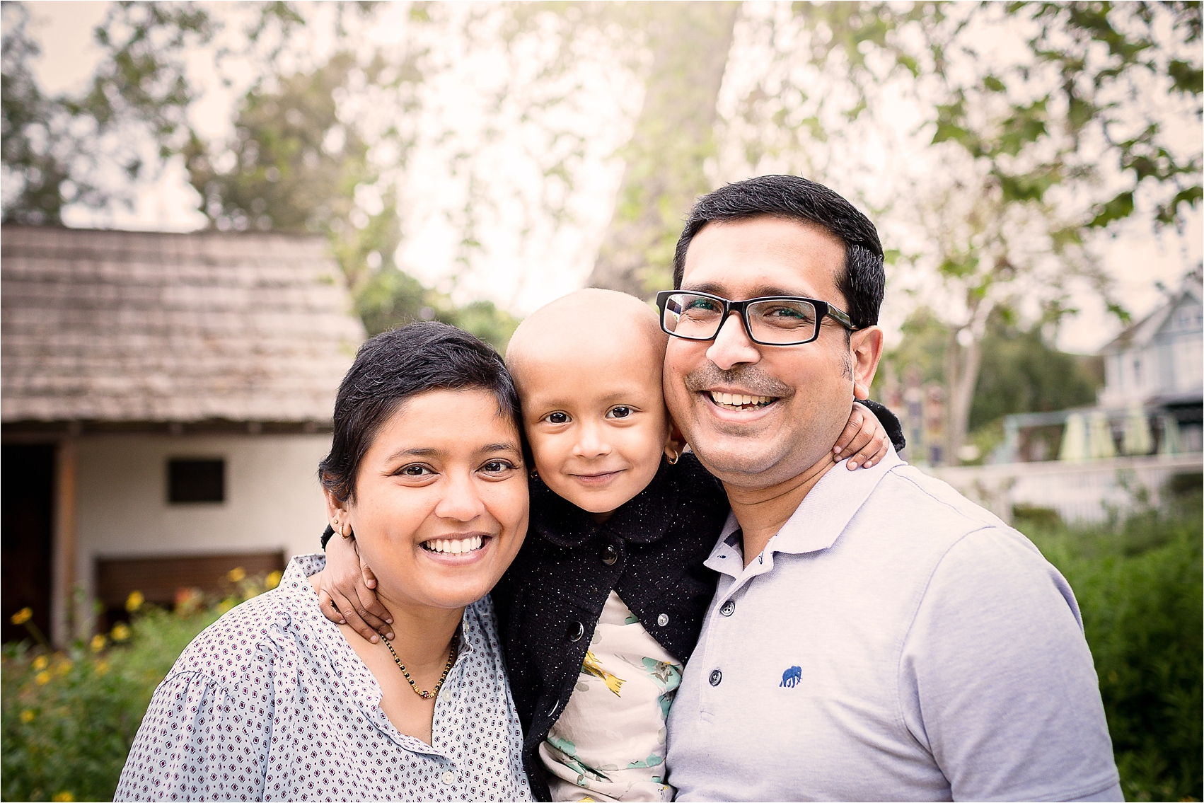 Meet Kaavya – Wilms Tumor