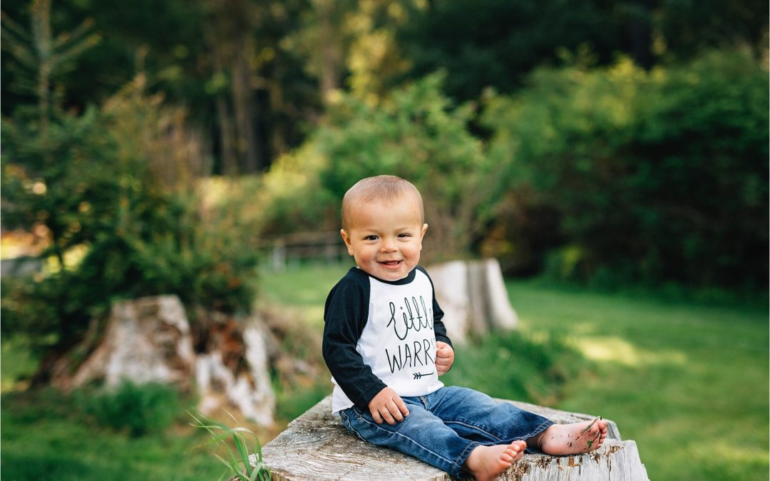 Meet Isaiah – Neuroblastoma