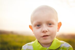 Photo sessions cancer patients boy with wilms tumor photo by The Gold Hope Project
