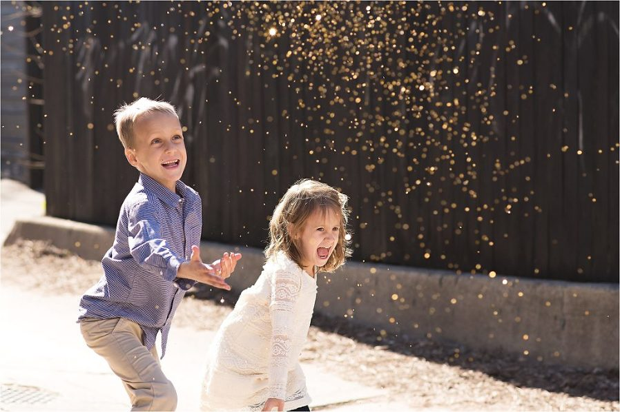 Free photos for pediatric cancer patients siblings playing photo by The Gold Hope Project