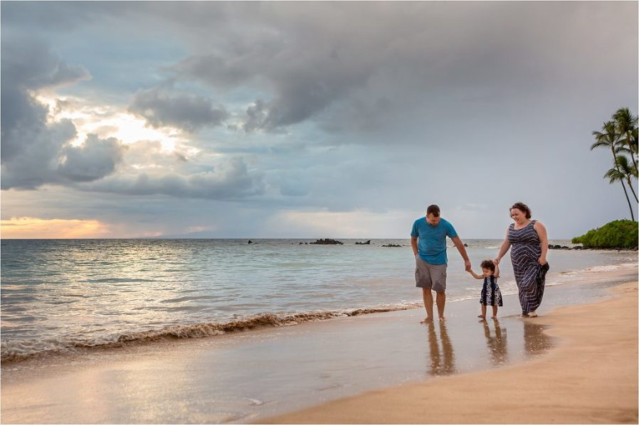 Free Photos Cancer Patients family on beach photo by The Gold Hope Project