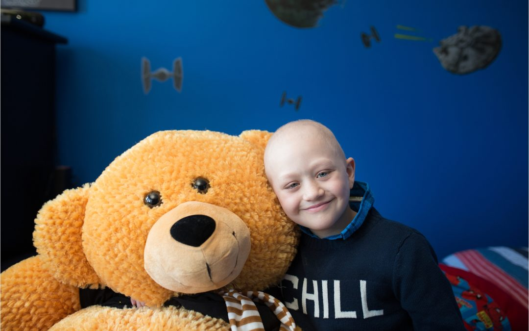 Meet Riley – Acute Lymphoblastic Leukemia