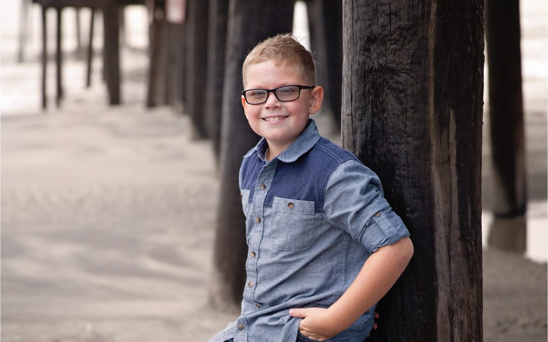 Meet Austin – Acute Lymphoblastic Leukemia